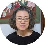 経理総務 穐鹿 順子 Junko Akishika